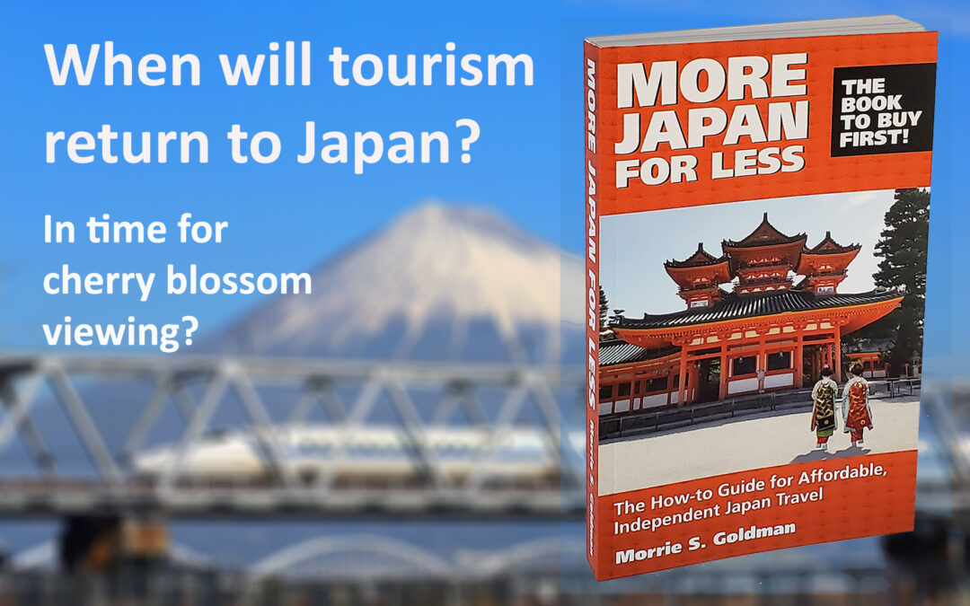When will tourists be allowed back in Japan?